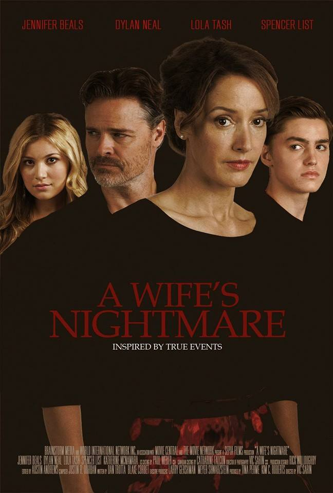 A Wife's Nightmare - Poster