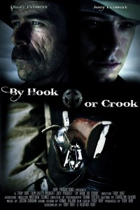 By Hook or Crook - Poster - Troy Ruff