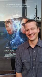 Justin R. Durban - Star Trek Renegades Premier