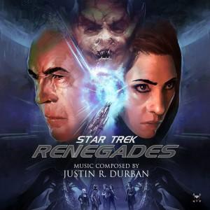 Star Trek: Renegades - Album Artwork