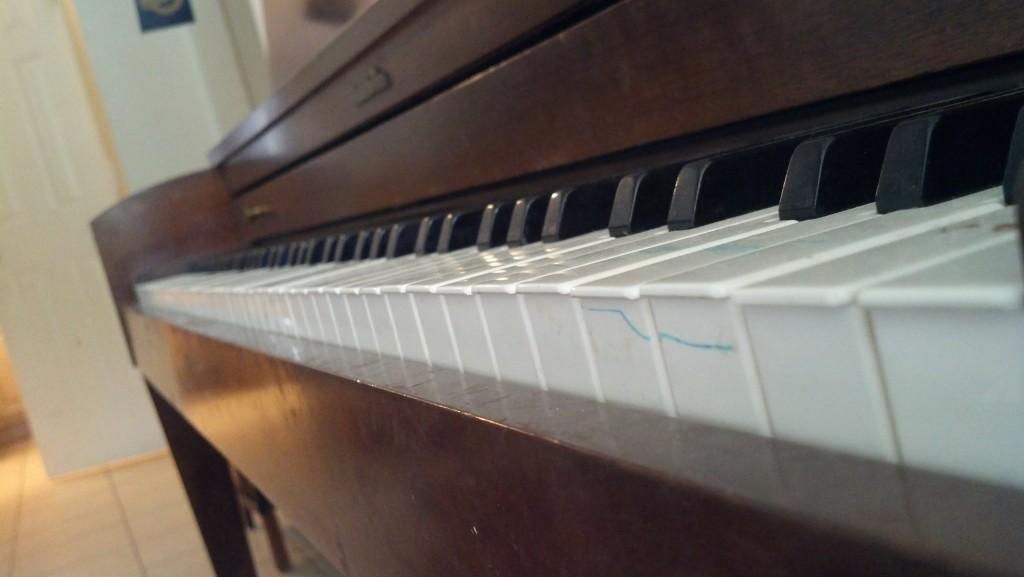 My Piano.